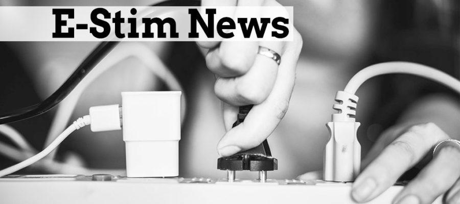 E-Stim News