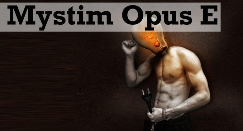 Produkttest Mystim Opus E