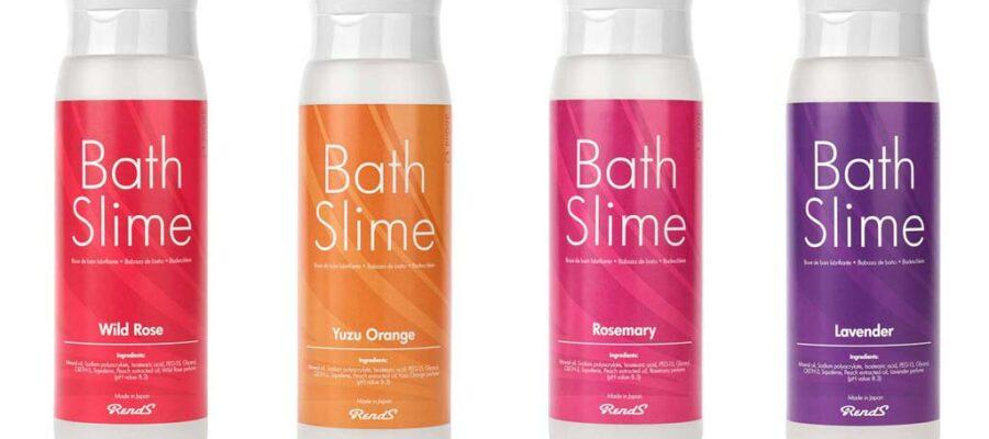RENDS Bath Slime: Das schleimige Vergnügen aus Japan!