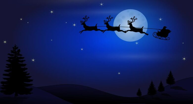 Unser Brief an den Weihnachtsmann...