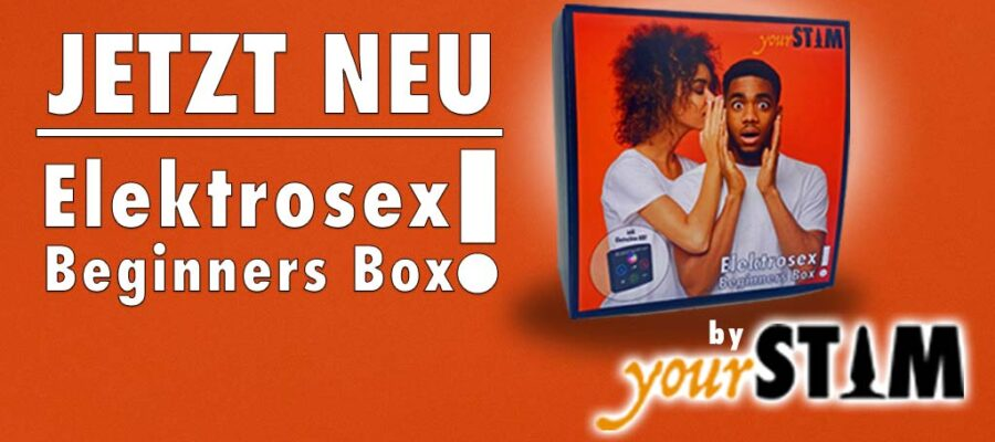 YourStim Elektrosex Beginners Box
